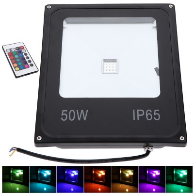 50W RGB LED Flood Light