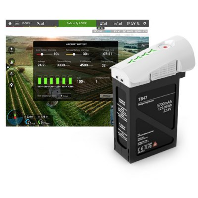 DJI INSPIRE 1 WU TB48 Battery 5700mAh for Deformation Aerial Quadcopter