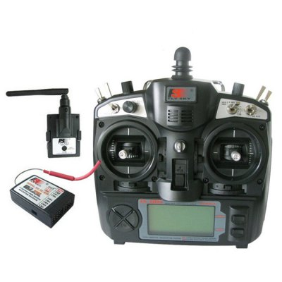 FlySky FS - TH9X 2.4G 9 Channel RC Transmitter Receiver