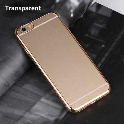 Гаджет   USAMS Electroplated Back Cover iPhone Cases/Covers