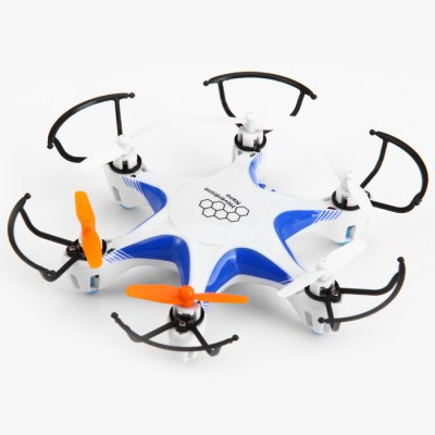 Гаджет   Helicute M803R Hoverdrone Nano 6 Axis Gyro 4CH 2.4G RC Hexacopter with 3D Eversion Aircraft RC Quadcopters