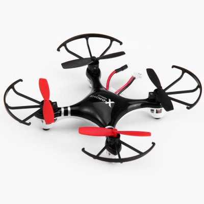 ФОТО Helicute H107R X-drone Nano 6 Axis Gyro 4CH 2.4G RC Quadcopter with 3D Eversion Aircraft