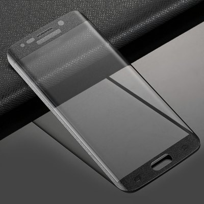 Гаджет   ASLING 0.2mm 9H Super Hardness Tempered Glass Film Ultra Thin Full Cover Arc Screen Protector for Samsung Galaxy S6 Edge