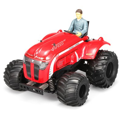 Гаджет   Wltoys P949 1 / 10 2.4GHz 2WD Remote Control Electric Tractor RC Cars
