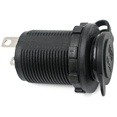 CS-170 Car Motorcycle Power Socket with USB Charger