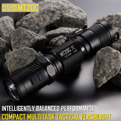 Nitecore MT20C Cree XP - G2 R5 460Lm LED Flashlight