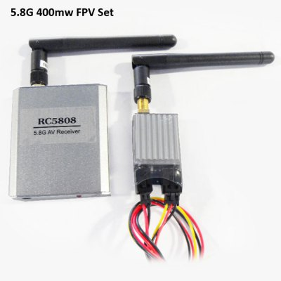 RC5808 Receiver and TS58400 Transmitter FPV Set