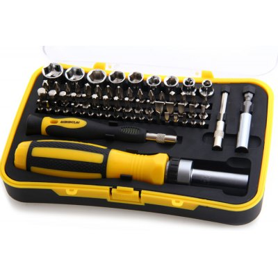 R'DEER RT - 1665 65 in 1 Ratchet Screwdriver Set