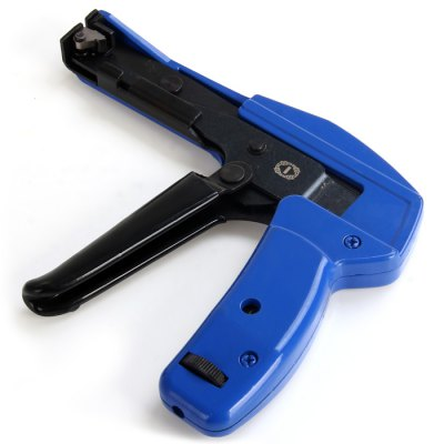 Гаджет   TL-600A Cable Tie Fasten Tool Gun Type Elastic for Nylon String Tight and Cut Off Other Tools