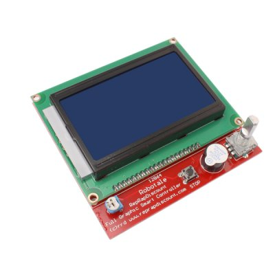 RAMPS1.4 PCB + LCD Smart Controller Board