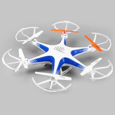 Helicute H806 Hoverdrone EVO 6 Axis Gyro 4CH 2.4G RC Quadcopter with 3D Eversion Aircraft