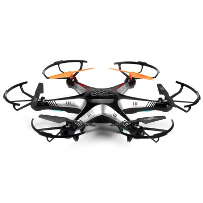 ФОТО Helicute H806W Hoverdrone EVO 1 - Drone 2.0 6 Axis Gyro 4CH 2.4G RC Quadcopter with 3D Eversion Aircraft