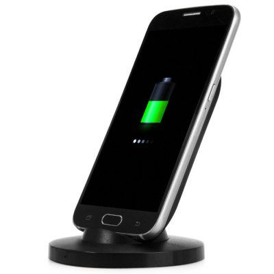 Wireless Charger TransmitterSamsung Chargers<br>Wireless Charger Transmitter<br><br>Type: Wireless Chargers<br>Compatibility: Samsung Galaxy S6 Edge Plus, HTC ONE M9, Samsung Galaxy S3 i9300, Samsung S6, Samsung Galaxy S4 i9500/i9505, LG, Samsung, Samsung Note 5, Galaxy Note 2 N7100, HTC, Galaxy Note 3 N9000, Blackberry<br>Product weight: 0.140 kg<br>Package weight: 0.240 kg<br>Product size (L x W x H) : 8.5 x 8.5 x 11.3 cm / 3.34 x 3.34 x 4.44 inches<br>Package size (L x W x H): 11.6 x 17.4 x 8.1 cm / 4.56 x 6.84 x 3.18 inches<br>Package Contents: 1 x Wireless Charge Transmitter, 1 x USB Cable