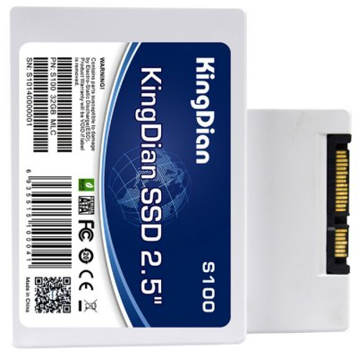 Гаджет   KingDian S100 Solid State Drive SSD Computer Parts & Accessories