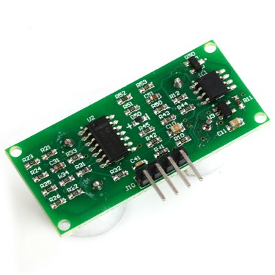 US - 016 Ultrasonic ModuleSensors<br>US - 016 Ultrasonic Module<br><br>Type: US - 016 Ultrasonic Module<br>Transmission Type: Ultrasonic<br>Compatibility: Ardunio<br>Operating Voltage: 5V<br>Working Current: 3.8mA<br>Product Weight: 0.016 kg<br>Package Weight: 0.023 kg<br>Product Size(L x W x H): 4.40 x 1.90 x 1.30 cm / 1.73 x 0.75 x 0.51 inches<br>Package Size(L x W x H): 14.50 x 8.50 x 1.00 cm / 5.70 x 3.34 x 0.39 inches<br>Package Contents: 1 x US - 016 Ultrasonic Module
