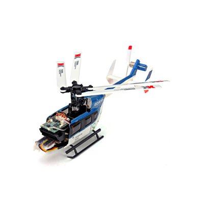 XK K124 6CH 3D Aerobatic Flybarless Brushless RC Helicopter RTFRC Helicopters<br>XK K124 6CH 3D Aerobatic Flybarless Brushless RC Helicopter RTF<br><br>Type: RC Helicopters<br>Features: Radio Control<br>Functions: Forward/backward,Hover,Sideward flight,Speed up,Turn left/right,Up/down<br>Built-in Gyro: Yes<br>Remote Control: 2.4GHz Wireless Remote Control,Built-in LCD Display<br>Channel: 6-Channels<br>Mode: Mode 2 (Left Hand Throttle)<br>Control Distance: &gt;100m<br>Transmitter Power: 6 x 1.5V AA battery (not included)<br>Helicopter Power: Built-in rechargeable battery<br>Battery Capacity: 3.7V 700mAh<br>Flying Time: 5~6mins<br>Package weight: 1.300 kg<br>Package size (L x W x H): 53.000 x 25.000 x 10.000 cm / 20.866 x 9.843 x 3.937 inches<br>Package Contents: 1 x Helicopter,1 x Transmitter, 1 x Tail Blade, 1 x Big Gear, 1 x USB Charger, 1 x Li-po Battery, 1 x Screwdriver, 1 x Six Interior Angle Wrench