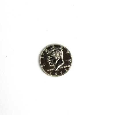 Magic Coin Magic Props 50 Cent Half Dollar Toy for Children