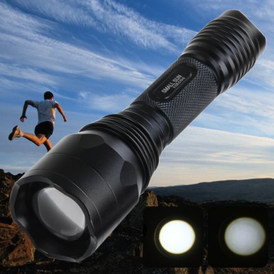 Small Sun ZY - A616 Cree Q5 800LM Waterproof LED Emergency Flashlight