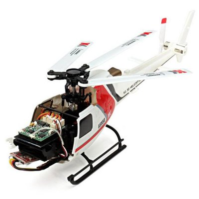 XK K123 - B 6CH Brushless RC Helicopter BNF