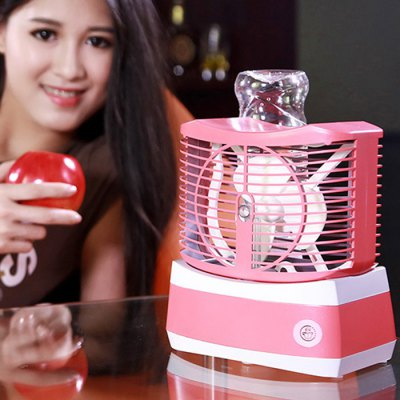 2 in 1 Humidifier and Air Cooling Fan