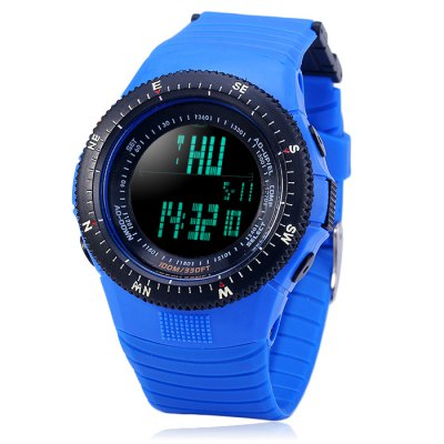 ФОТО Water Resistance LED Sport Watch