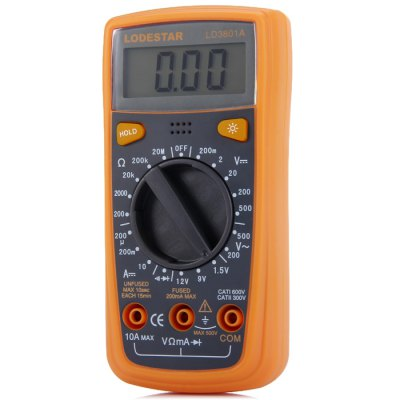 ФОТО LODESTAR LD3801A Handheld Digital Multimeter