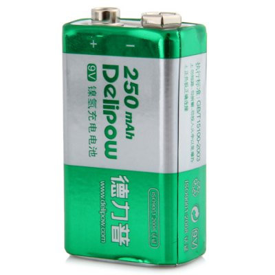 Delipow Ni-MH Rechargeable Battery