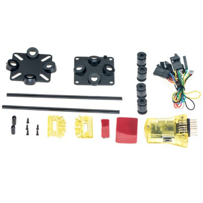 ФОТО QAV250 Carbon Fiber Airframe / EMAX MT2204 KV2300 Motor Set for RC Quadcopter