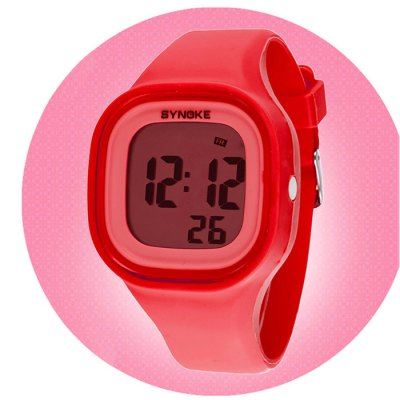 Synoke 66896 LED Sports Watch