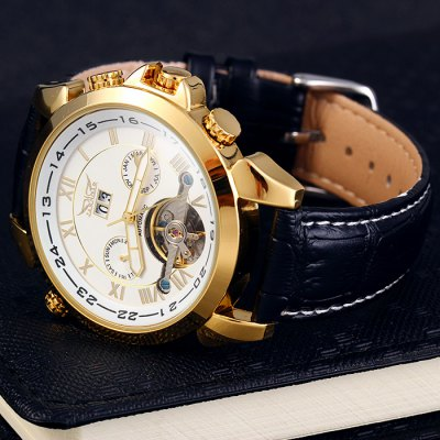 Jaragar H057M Male Automatic Mechanical Watch
