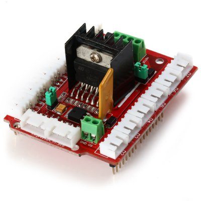KEYES - L298N Large Current Dual DC Motor Driver