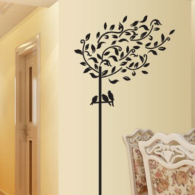 Willow Tree Design Wall Stickers