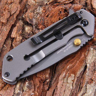 Sanrenmu 7056 LUP - SK Mini Hunting Knife