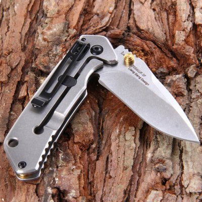 Sanrenmu 7056 LUF-SF Folding Knife