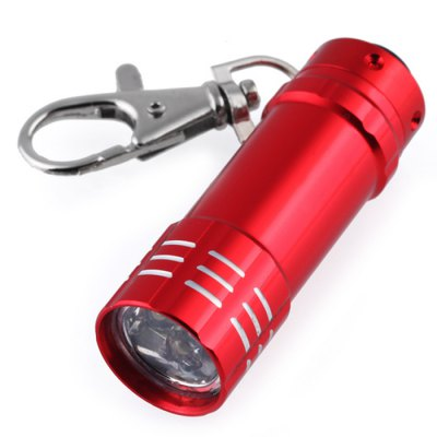 Гаджет   LR44 LED Keychain Flashlight LED Flashlights