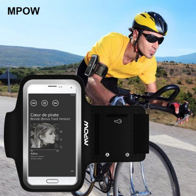 MPOW Running Sport Armband Case for Samsung Galaxy S5