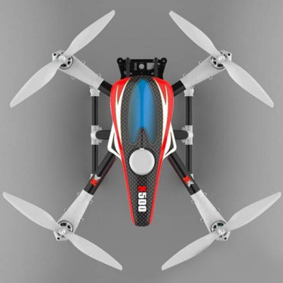 ФОТО XK X500 2.4GHz RC Quadcopter with GPS Tracking