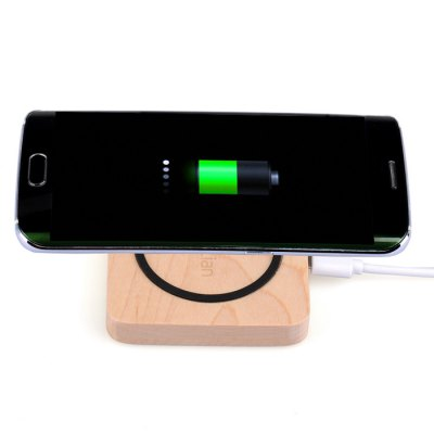 Itian Wooden Wireless Charger