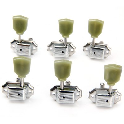 Гаджет   6pcs Electric Guitar String Tuning Pegs Musical Instruments