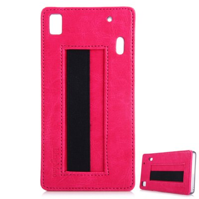 Leather Back Cover for Lenovo K3 Note (K50 - T5)