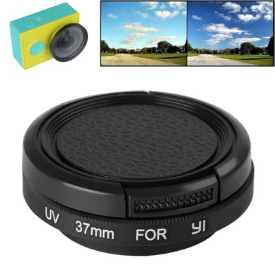 37mm UV Filter Lens Accessory for Yi Action Camera