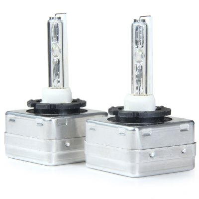 2pcs D1S 12V 35W 3600lm 6000K White Light HID Xenon Head Lamp Car HeadlampCar Lights<br>2pcs D1S 12V 35W 3600lm 6000K White Light HID Xenon Head Lamp Car Headlamp<br><br>Type   : Headlights<br>Connector: D1S<br>Feature: High Output, Easy to use, Low Power Consumption<br>Emitting color : White<br>Color temperature: 6000K<br>Voltage : 12V<br>Power : 35W<br>Lumens: 3600lm<br>Type of lamp-house : Xenon<br>Apply lamp position: External Lights<br>Product weight   : 0.147 kg<br>Package weight   : 0.240 kg<br>Product size (L x W x H)  : 4.2 x 5 x 8 cm / 1.65 x 1.97 x 3.14 inches<br>Package size (L x W x H)  : 10 x 11 x 6.5 cm / 3.93 x 4.32 x 2.55 inches<br>Package Contents: 2 x Car Lamp