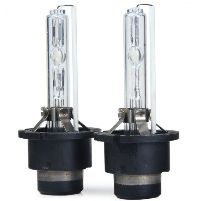 2pcs D4S 12V 35W 3600lm 6000K White Light HID Xenon Head Lamp Car HeadlampCar Lights<br>2pcs D4S 12V 35W 3600lm 6000K White Light HID Xenon Head Lamp Car Headlamp<br><br>Type   : Headlights<br>Connector: D4S<br>Feature: High Output, Low Power Consumption, Easy to use<br>Emitting color : White<br>Color temperature: 6000K<br>Voltage : 12V<br>Power : 35W<br>Lumens: 3600lm<br>Type of lamp-house : Xenon<br>Apply lamp position: External Lights<br>Product weight   : 0.032 kg<br>Package weight   : 0.11 kg<br>Product size (L x W x H)  : 3.5 x 3.5 x 7.3 cm / 1.38 x 1.38 x 2.87 inches<br>Package size (L x W x H)  : 10.5 x 8 x 4.5 cm / 4.13 x 3.14 x 1.77 inches<br>Package Contents: 2 x Car Lamp