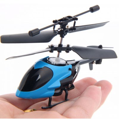 QS QS5013 2.5 Channel Remote Control RC Helicopter with Infrared Function