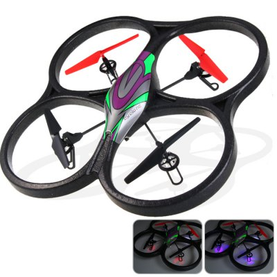 ФОТО WLtoys V333 2.4G 4CH RC Quadcopter 6 Axis Gyro 360 Degree Rollover with Mountable Camera