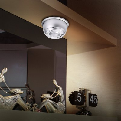 L0605 Auto PIR 6 LEDs Light Infrared Human Body Induction Lamp