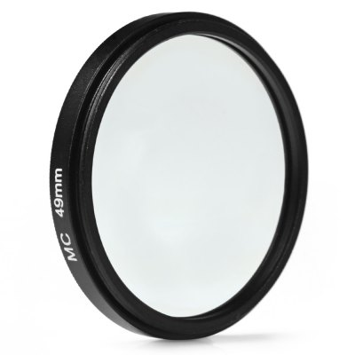 49mm MC UV Ultra-violet Filter Protector for Sony Canon DSLR CameraPhotography Accessories<br>49mm MC UV Ultra-violet Filter Protector for Sony Canon DSLR Camera<br><br>Size: 49mm<br>Type: MC-UV Filter<br>Product weight: 0.012 kg<br>Package weight: 0.07 kg<br>Product size (L x W x H): 5 x 5 x 0.6 cm / 1.97 x 1.97 x 0.24 inches<br>Package size (L x W x H): 7 x 7 x 1.6 cm / 2.75 x 2.75 x 0.63 inches<br>Package contents: 1 x 49mm MC UV Multi-coated Ultra-violet Filter Protector, 1 x Plastic Case