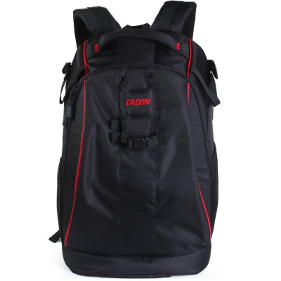 Caden K7 Nylon Camera BagPhotography Accessories<br>Caden K7 Nylon Camera Bag<br><br>Type: Double shoulder<br>Material: Nylon<br>Waterproof: Yes<br>Product weight: 1.805 kg<br>Package weight: 1.940 kg<br>Product size (L x W x H): 32.00 x 20.00 x 47.00 cm / 12.6 x 7.87 x 18.5 inches<br>Package size (L x W x H): 33.00 x 21.00 x 48.00 cm / 12.99 x 8.27 x 18.9 inches<br>Package Contents: 1 x Caden K7 Large Waterproof Anti Theft Back Open Computer SLR DSLR Digital Camera Bag Backpack for Canon Nikon Sony