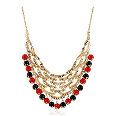 Luxury Beads Necklace For Women