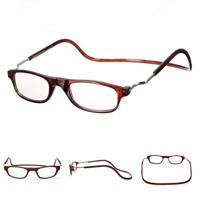 Folding Magnetic Presbyopic Glasses